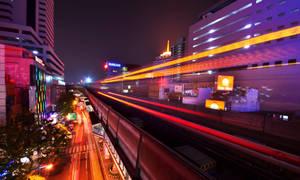 Bangkok Lights 3 by comsic