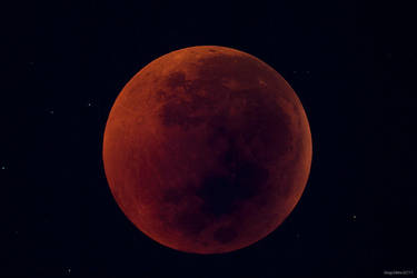 Lunar Eclipse 16th of June by CapturingTheNight