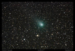 Comet Garradd by CapturingTheNight