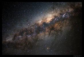 Under The MilkyWay Tonight III by CapturingTheNight