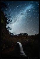 Cosmic Flow by CapturingTheNight