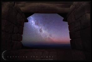 A Window To My Soul by CapturingTheNight