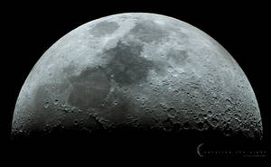 Lunar Mosaic II by CapturingTheNight