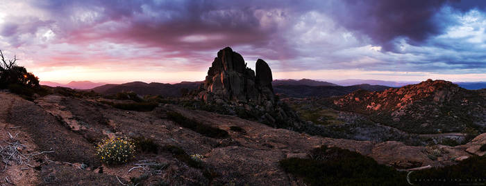 Cathedral Panorama by CapturingTheNight