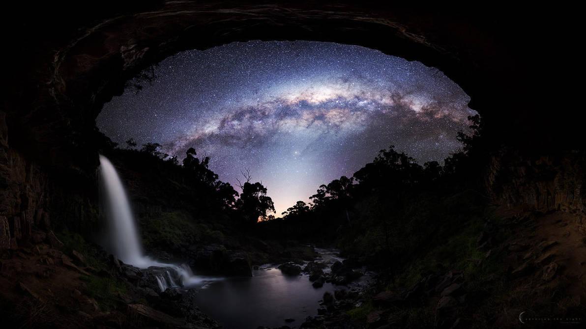 Sky Light by CapturingTheNight