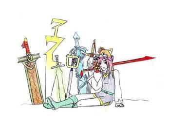 Swords - ID by SaintJoanofTheRoses