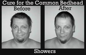 Cure for the Common Bedhead by X-ample