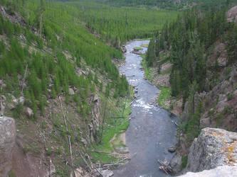 Yellowstone III by X-ample