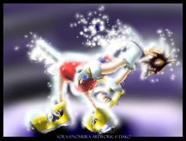 Kingdom Hearts - Hearts Found by pandadako