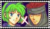 Jaffar x Nino Stamp by Darkie4Eva