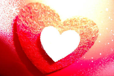 Sparkling Heart by Krystella