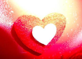 Sparkling Heart 2 by Krystella