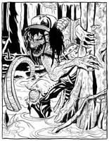 Lizard Man by TCBaldwin