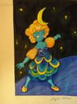 Maxyvert's Lunar character by Hirpina81