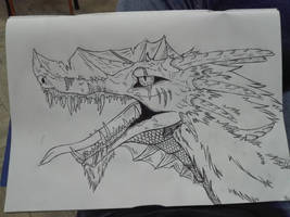 Lord of Darkness | Dragon by AspenTheWolf00