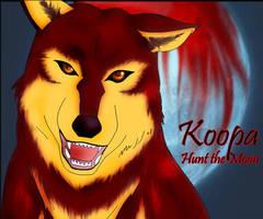 Koopa the Wolfs Rain OC by sailordusk