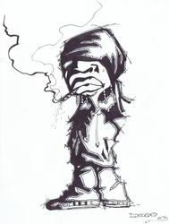 Sketch No. 2 by Madd2daMaxx