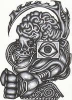 Logo Design No. 2 by Madd2daMaxx