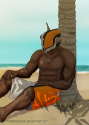 Summertime Shaxx by HoldXtoRevive