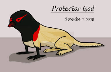 Dream: Protector God by TheGrinDragon