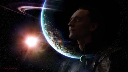 Loki_Space by Algambra-Drakon