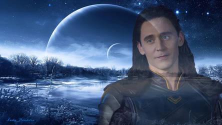 Loki Dreams by Algambra-Drakon