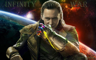 Loki Infinity War by Algambra-Drakon