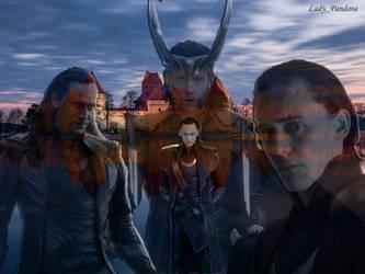 Loki by Algambra-Drakon