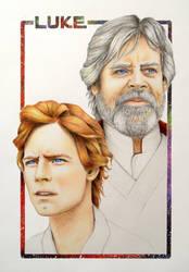 Luke, I am yourself ! by Alodix