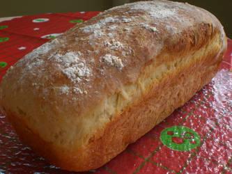 Homemade White Bread by balacicek