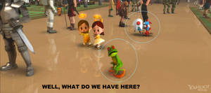 Dig Dug and Frogger on Wreck-it Ralph? by TRC-Tooniversity