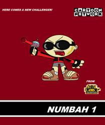 Cartoon Network - Numbah 1 by TRC-Tooniversity