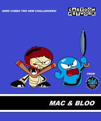 Cartoon Network - Mac and Bloo by TRC-Tooniversity