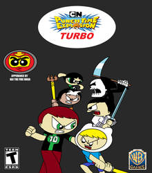 Cartoon Network: Punch Time Explosion Turbo by TRC-Tooniversity