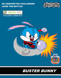 Cartoon Network - Buster Bunny by TRC-Tooniversity