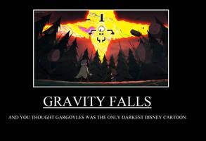 Gravity Falls Demotivational by TRC-Tooniversity
