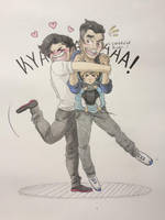 DADDY!!! by MoxiePopenfieler