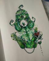 Sketch VI by BUNNYHavoc