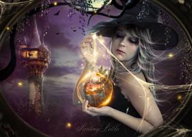 Magic Bottle by lauraypablo