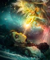 Duality - Vida vs Muerte by lauraypablo