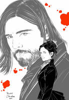 Penny Dreadful tribute by michelacacciatore