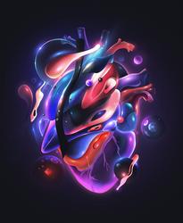 From The Heart by StrangeProgram