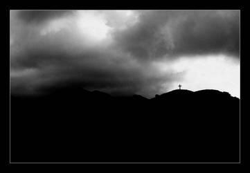 Crucifix Hill by QuoiQueCeSoit