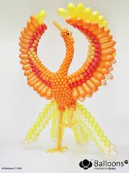 Phoenix by Balonmania