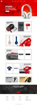 Beats by dxgraphic