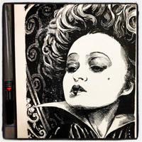 Inktober 2017 #26 - The Red Queen by B3NN3TT