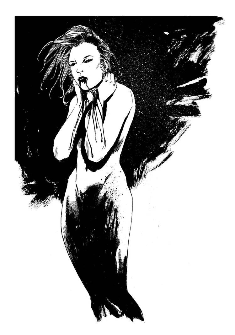 Con Sketch - Siren by B3NN3TT