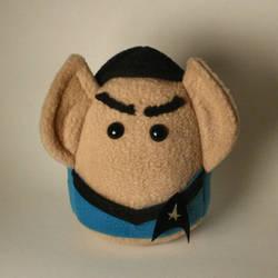 Spock Plushie by Saint-Angel