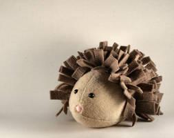 Howard the Hedgehog Plushie by Saint-Angel