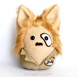 Barf Mog Plushie, Spaceballs Fanart by Saint-Angel